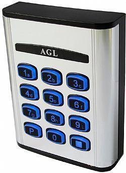Controle de acesso CA25/S - AGL