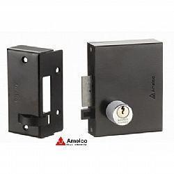 Fechadura Elétrica para portas e portões AMELCO FN 66 12 volts