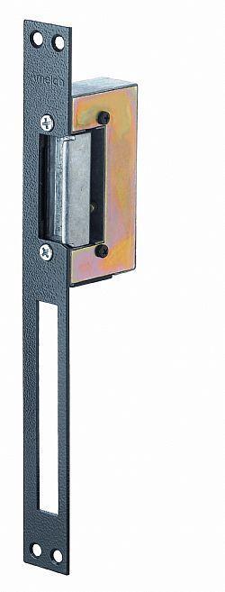 Fecho eletromagnético  FE12 Leve- AMELCO para embutir no batente