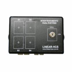 Módulo de Intertravamento para portões LINEAR-HCS