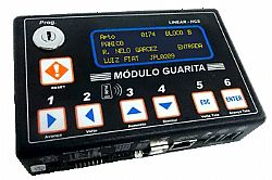 Módulo de Guarita ip 2015 - Linear