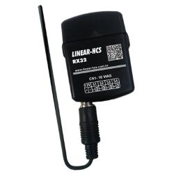 Receptor Residencial RX 32 LINEAR-HCS (para controle remoto)